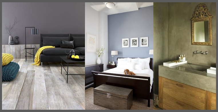 Vetrata ferro a t - Colori per tinteggiare le pareti di casa ...
