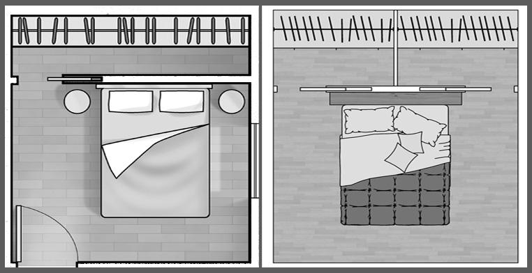 Il sogna della cabina armadio for Piccoli piani di casa cabina di log