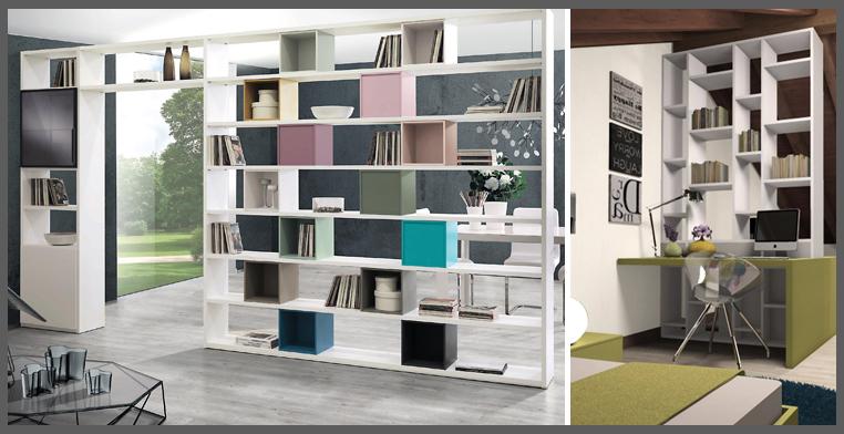 Lavorare a casa come progettare un angolo studio con poco for Mobile scrivania libreria