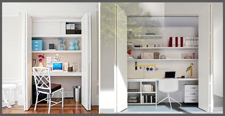 Lavorare a casa come progettare un angolo studio con poco for Come progettare mobili