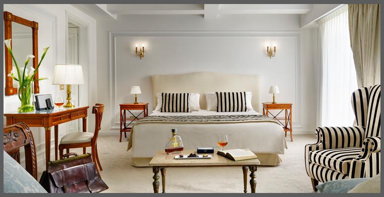 qualità spazi e arredamento hotel
