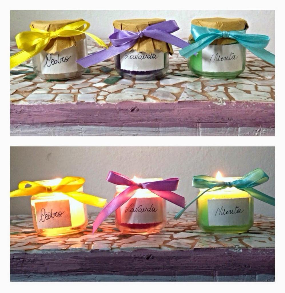 DIY-candele