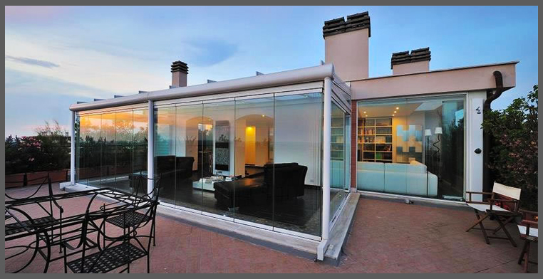 Awesome Verande Per Terrazzi Smontabili Images - Modern Home Design ...