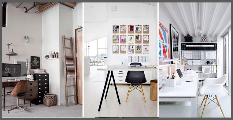 Lavorare a casa come progettare un angolo studio con poco for Come progettare la casa