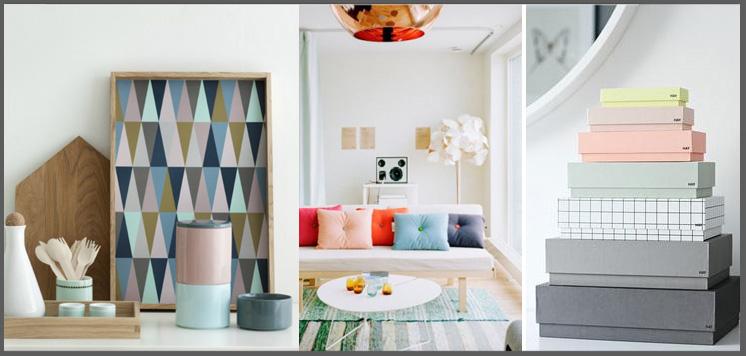 Un soggiorno in stile nordico i 5 must for Sedie stile scandinavo