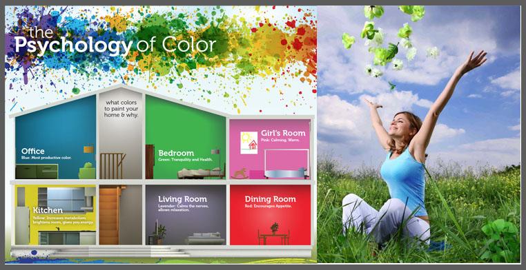 l'arcobaleno della cameretta: i colori per renderla confortevole - Colori Camera Da Letto Cromoterapia