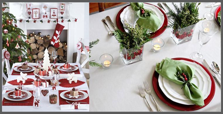 decorazione-di-natale-rosso e verde