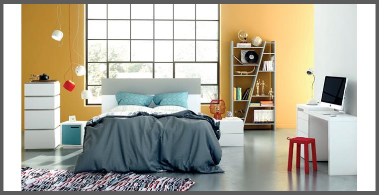 La camera da letto: Tutto in ordine… con stile!