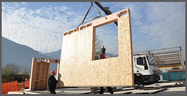 Costruzioni A Secco Legno.Nuova Casa Costruiamola A Secco