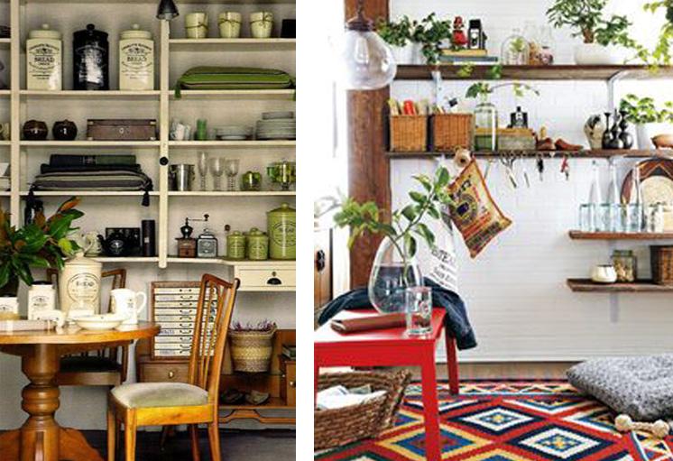 La cucina come convivium lo spazio del preparare e dello stare - Mensole per cucine ...