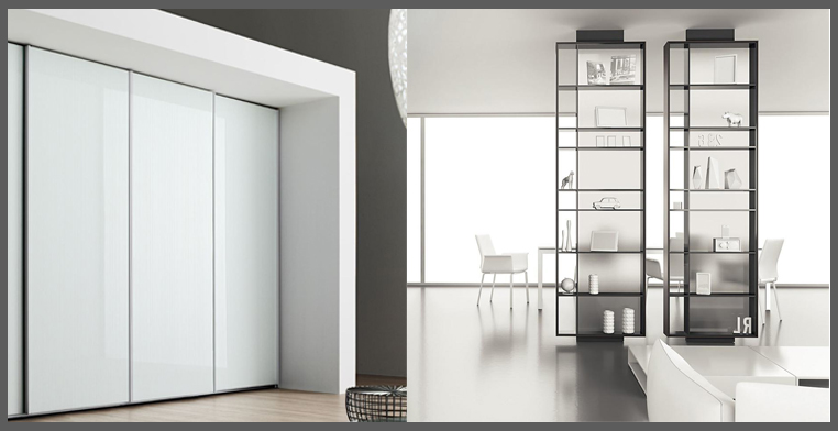 Case in movimento pareti mobili e scorrevoli - Pareti mobili divisorie per casa ...