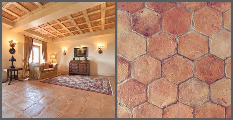 pavimenti di stile la tradizione diventa lusso