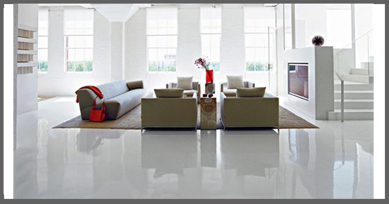 La resina nuovi pavimenti a tutta creativit for Lucidi arredamenti