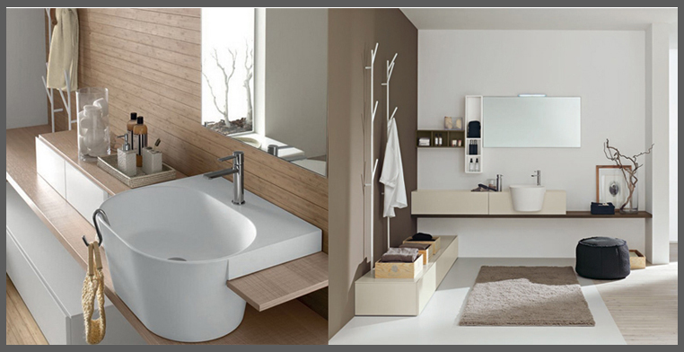 Arredare bagno piccolo e stretto. with arredare bagno piccolo e