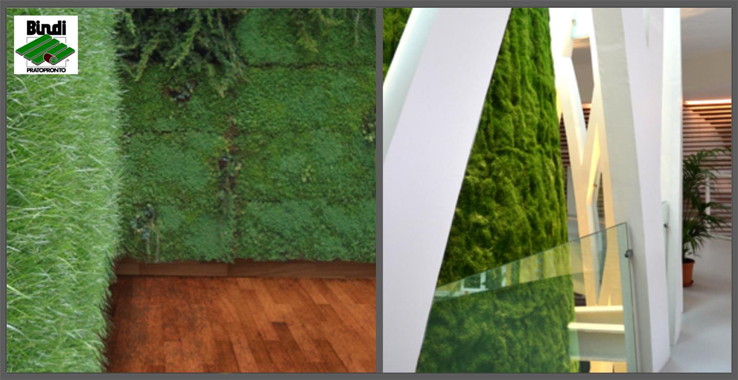 Pareti Salotto Verde : Verde! verde ovunqueee! anche sulle pareti