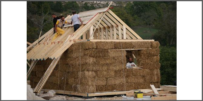 come costruire una casa in paglia progettazione casa