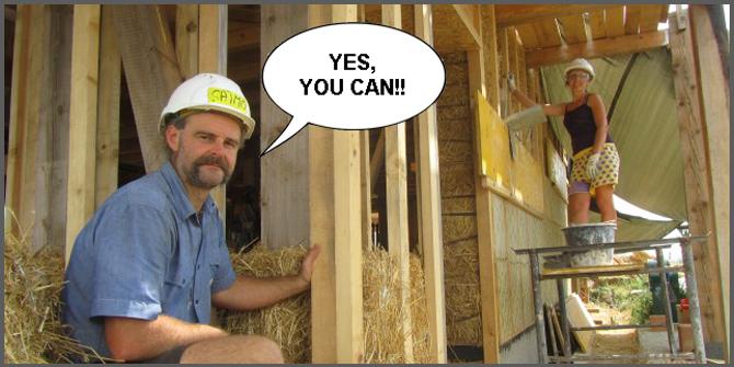 Non sono tutte balle di paglia costruire la propria casa for Quanto costerebbe costruire la propria casa