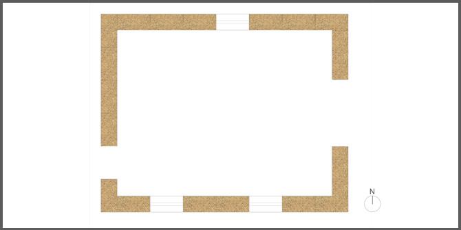Come costruire una casa in paglia progettazione casa for Software di progettazione della pianta della casa
