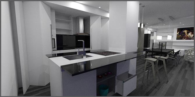 Razionalizzare gli spazi con la cucina a scomparsa - Progettazione Casa