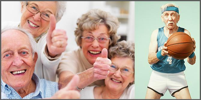 migliorare la vita degli anziani