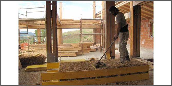 Come costruire una casa in paglia progettazione casa for Materiali necessari per costruire una casa