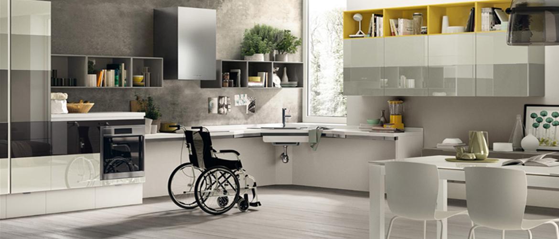 La domotica assistiva per anziani e disabili for Arredamento casa per disabili