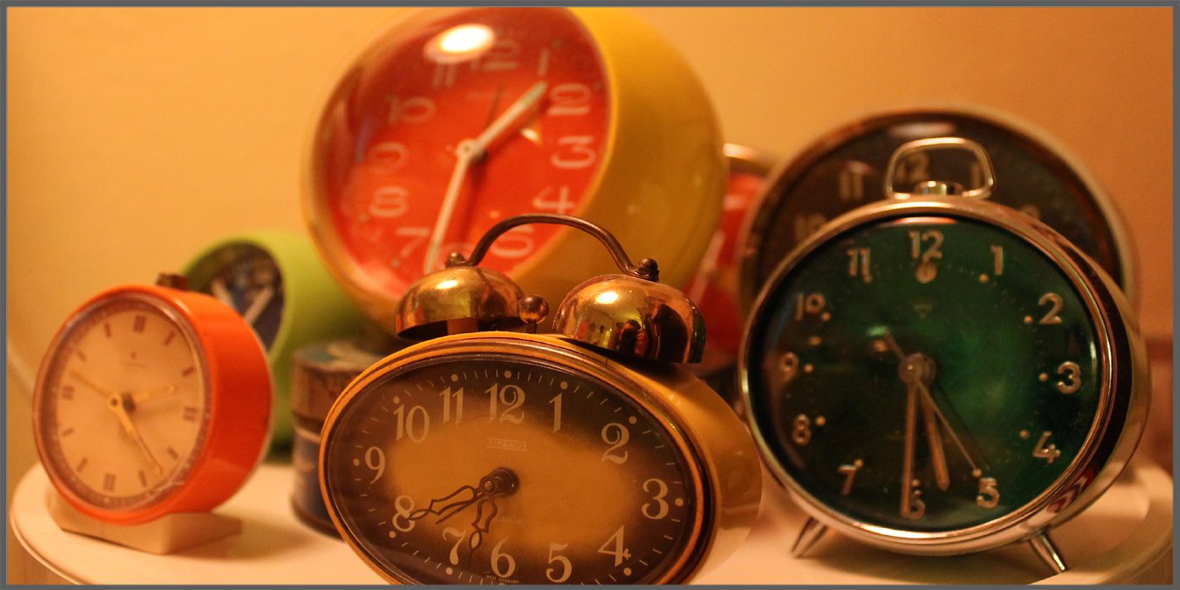 Orologi e sveglie d'epoca