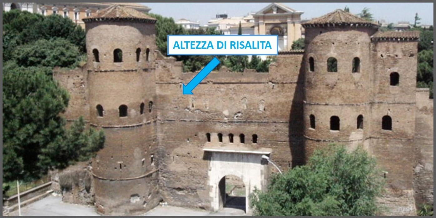 "<img alt=""altezza risalita umidità porta asinaria mura aureliane"">"