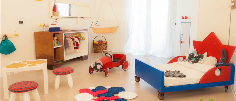Cameretta con arredo in miniatura progettazione casa - Gran casa camerette ...
