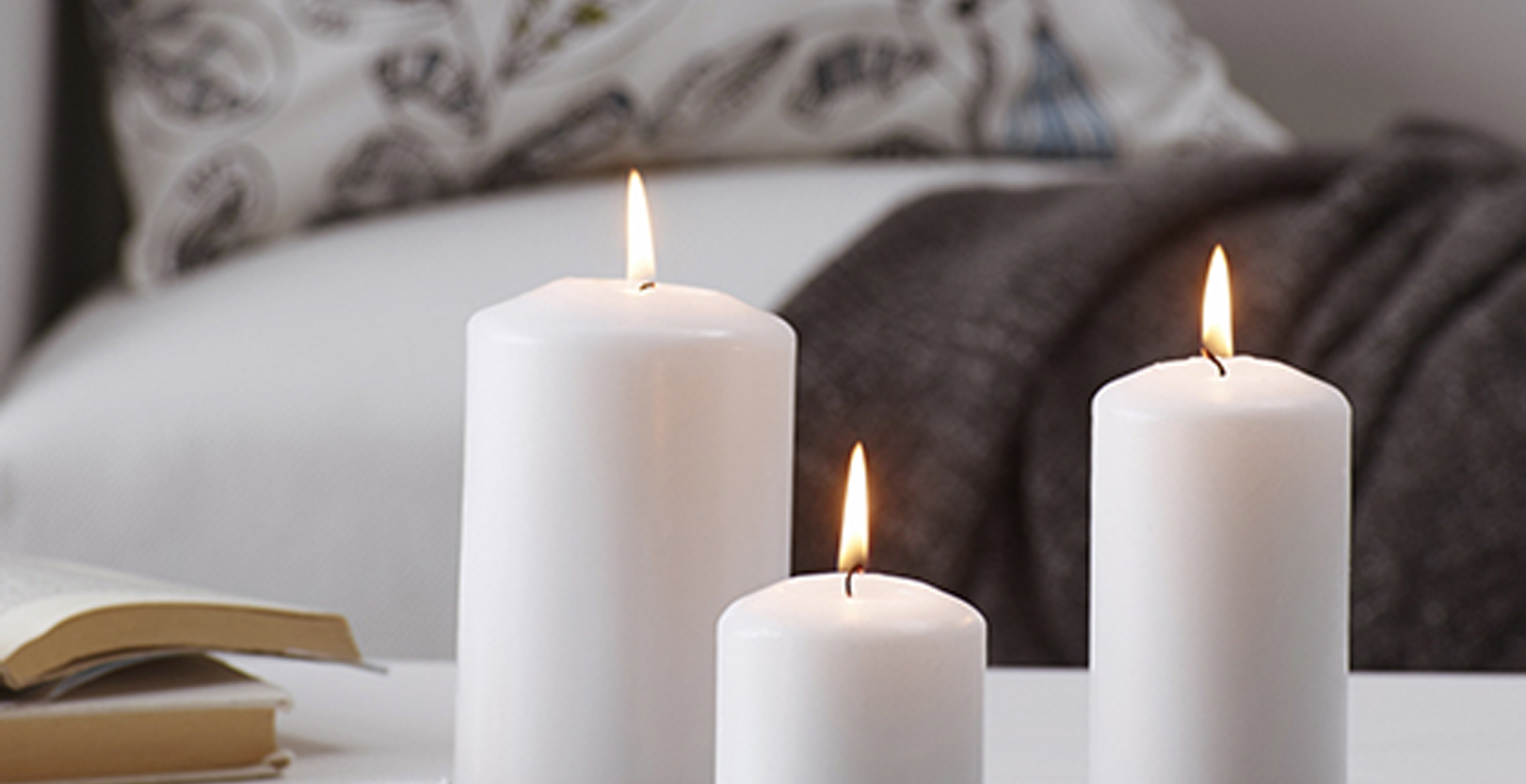Candele Camera Da Letto : Le candele per un momento di benessere e relax