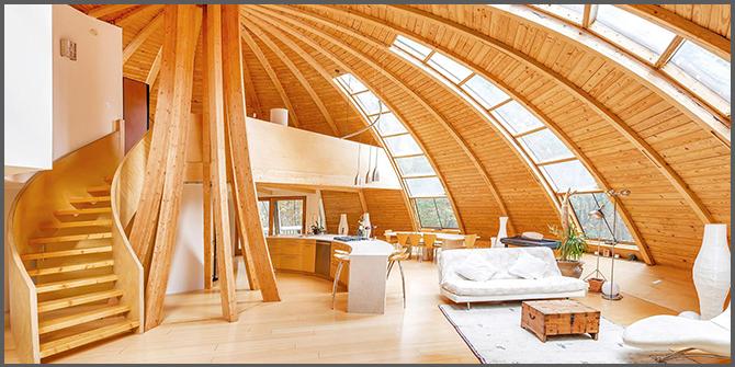perché costruire in legno? - progettazione casa
