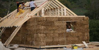Come costruire una casa in paglia progettazione casa - Costruire una casa costi ...