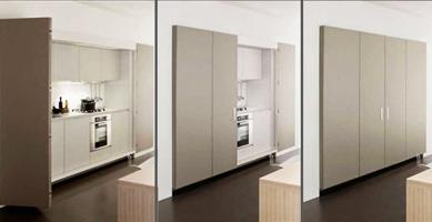 Angolo Cottura A Scomparsa : Angolo cottura in soggiorno mobili soggiorno