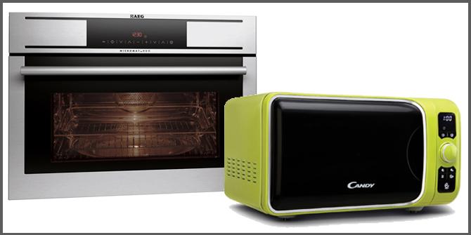 Questi Elettrodomestici Rappresentano In Cucina Unu0027ottima Alternativa Ai  Sistemi Tradizionali Di Cottura: Utilissimi Per Cuocere, Scaldare E  Scongelare In ...