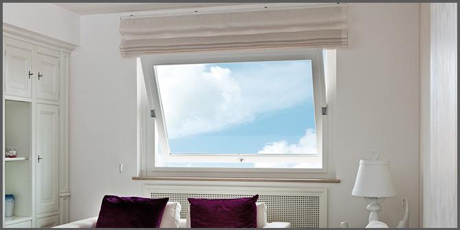 Come scegliere l infisso giusto vetri e modalit di for Finestre a bilico verticale