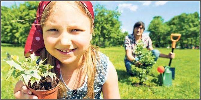 la garden therapy può renderci più felici nelle nostre giornate