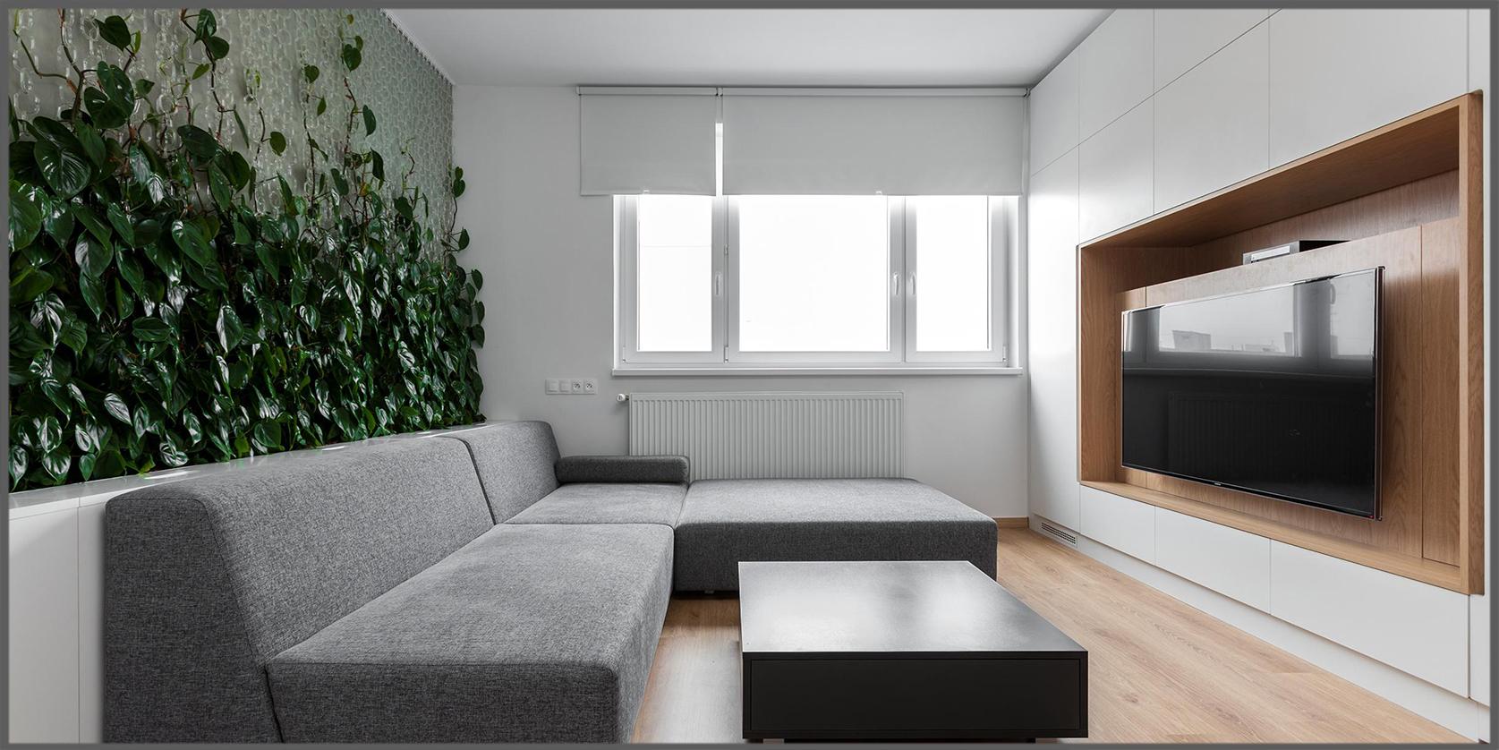 arredare con le piante i living spaces