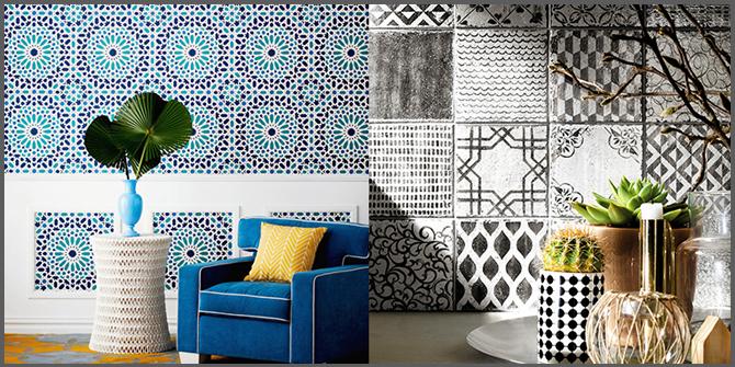 maioliche e mosaici