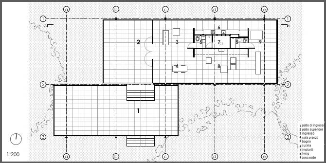 Mies van der rohe quando incrementale il valore della for Creatore della pianta della casa