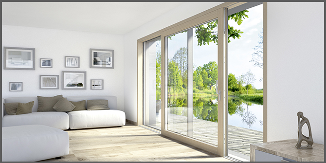 Come scegliere l infisso giusto i telai progettazione casa - Altezza parapetto finestra ...