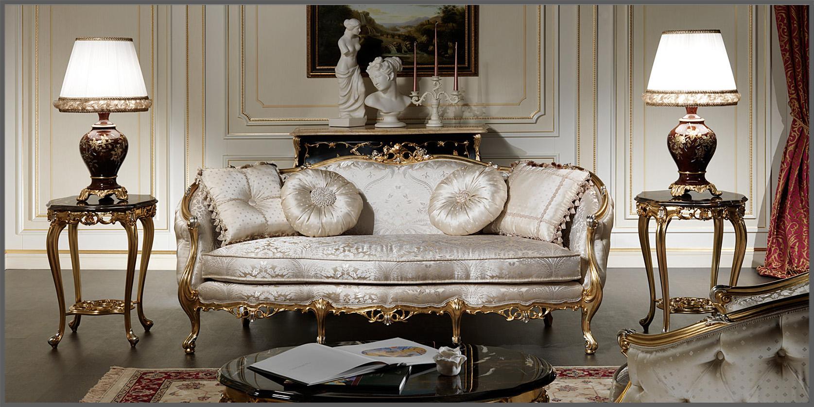 stile classico artigianato made in italy