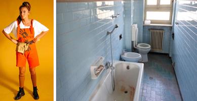 Ristrutturare Bagno Piccolo E Stretto : Ristrutturare il bagno ii